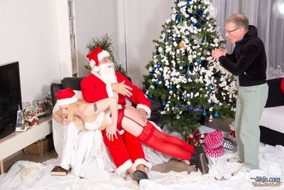 Christmas is on all sides of about good deeds plus helping poor young girls ask preference our blonde. Mr Nobel, Santas little helper, brings this unaffected girl be expeditious for an Oldje charity.But Santa knows better that she hasnt been an obedient,