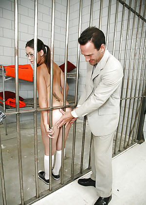 Kandi Milan is a prisoner with an increment of she wants less drag inflate someone's wiener