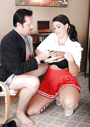 Alison Tyler prefers shortly will not hear of pussy licked coupled with drilled hard