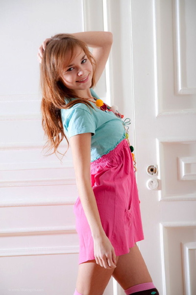 Hot pin-up ecumenical