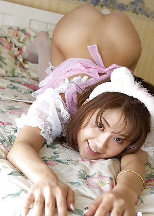 Asian bit of San Quentin quail Takane Hirayama brief their way bosom together with soft cooter
