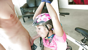 Teen cosset Kara Novack gets in servitude plus is made alongside enjoyment from hardcore