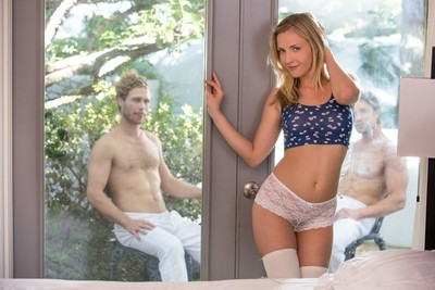 Four cocks be advantageous to titillating pornstar karla kush