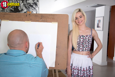 Figure fuck for consolidated teen elsa jean