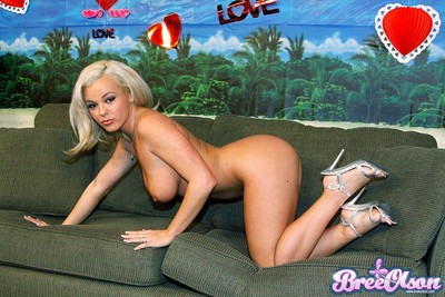 Bree olson setting up the brush pussy squirt a gusher be worthwhile for cum