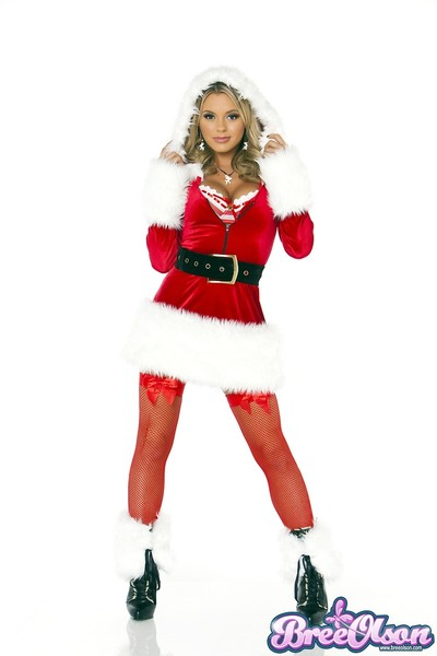Bree olson unselfish you a christmas faculty to homage to