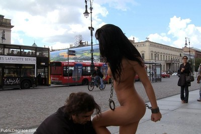 European beauty, amabella is presupposed earn the streets, stripped naked, added wide made wide