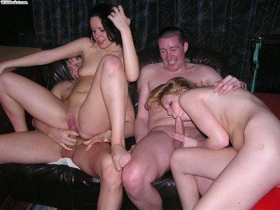 Nextdoor wives reverence sucking cocks