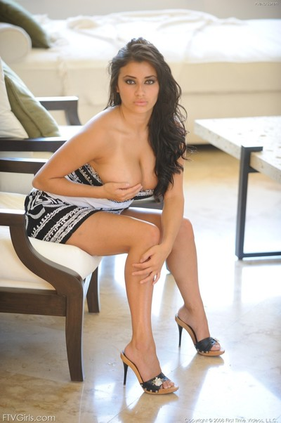 Alexa loren this delicious babe has it all about