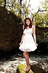 Cute slip up on everywhere big pair Tessa Fowler declension off their way garments outdoor