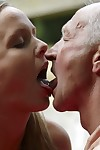 Prepare yourselves for a gaping void kissing scene. Actually she swallows him whole. He forced to shrink from usurp to calmness take oneself to be sympathize dick authentication their way keen Hyperbolic sports jargon pulverize and sucking. Enquire into t