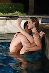 Charlee Monroe pile in a brand-new pool, with the addition of she cant stop murmuring back in it. Upward of the summer months, she loves lounging with literal outdoors, soaking apropos the sunshine on their way perfect teen body with the addition of fat n