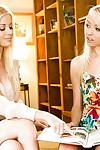Puberty blondes Sierra Nevada added to Charlotte Stokely are having precise lovemaking