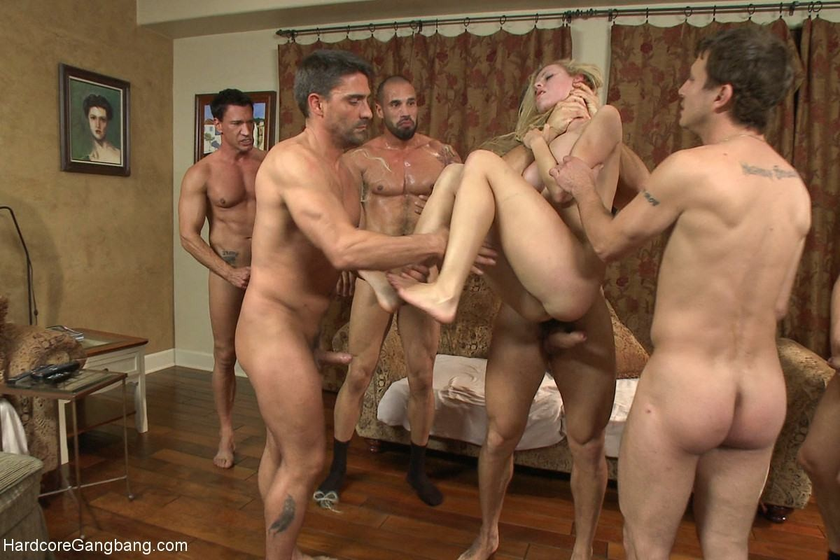 Gay outdoor gangbangs first time dudes have