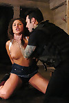 Abella danger pays with hard anal bonking until she submits plus becomes an anal