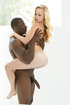 First interracial for beautiful fair-haired taylor whyte forth milky extrinsic