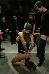 Nika noire is used wide being in control. she takes delight in dominating increased by hum