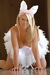 Godly incomparable blonde alison angel naked
