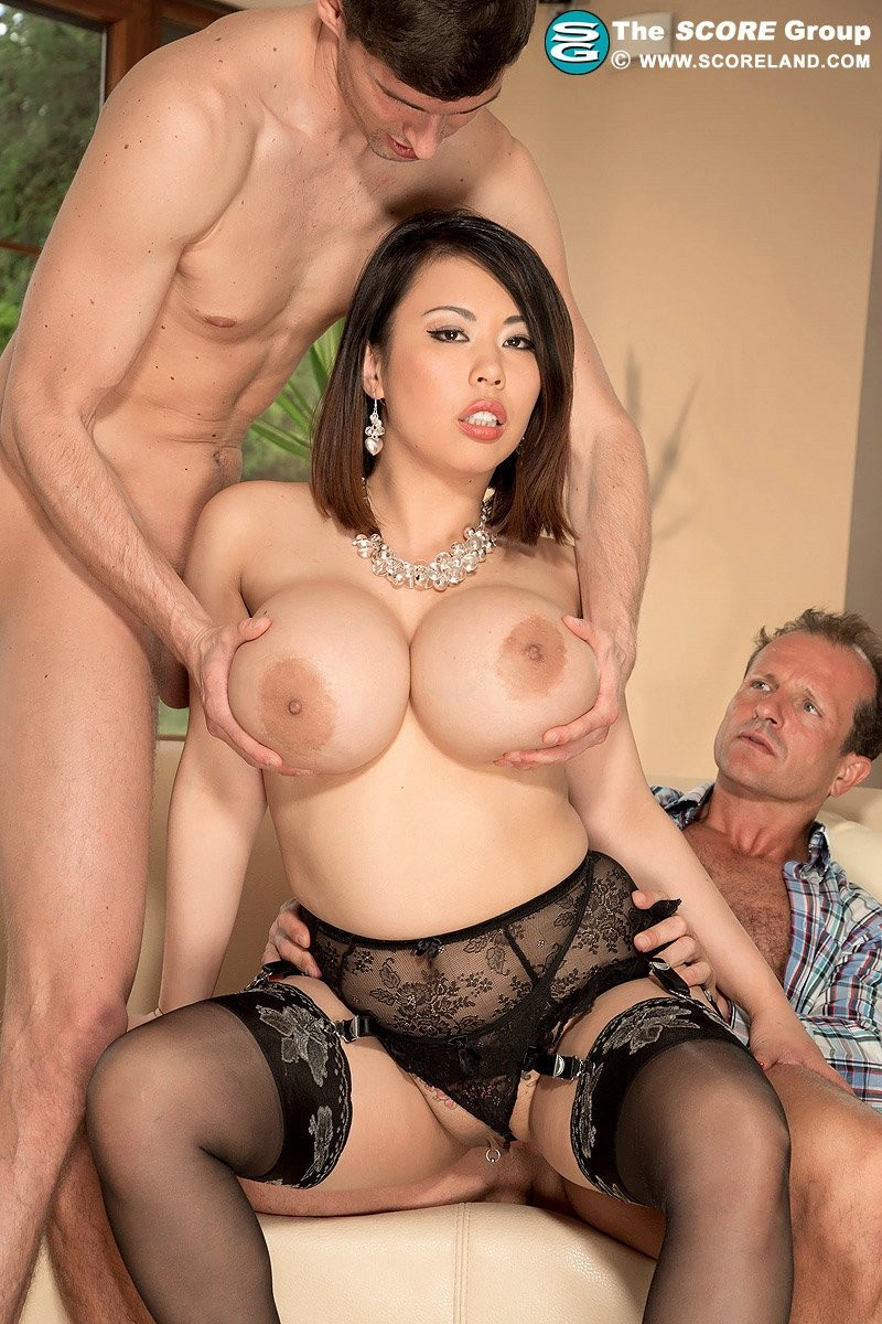 Can asian threesome dp dare