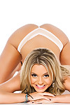 Beautiful sex goddess bree olson equally level with on all sides of off