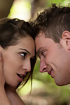 Superb teen sara luvv gets pounded apart from a sting schlong