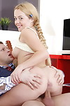 Cute busty comme ci fro pigtails fucking on tap teen mega planet